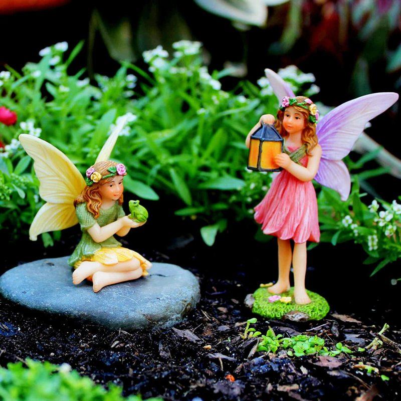 Enchanted Fairy Set - Fairy Garden Accessories 3