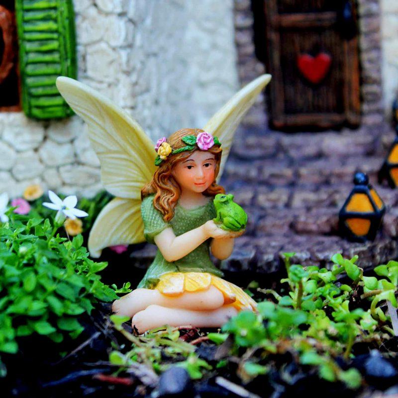 Enchanted Fairy Set - Fairy Garden Accessories 4