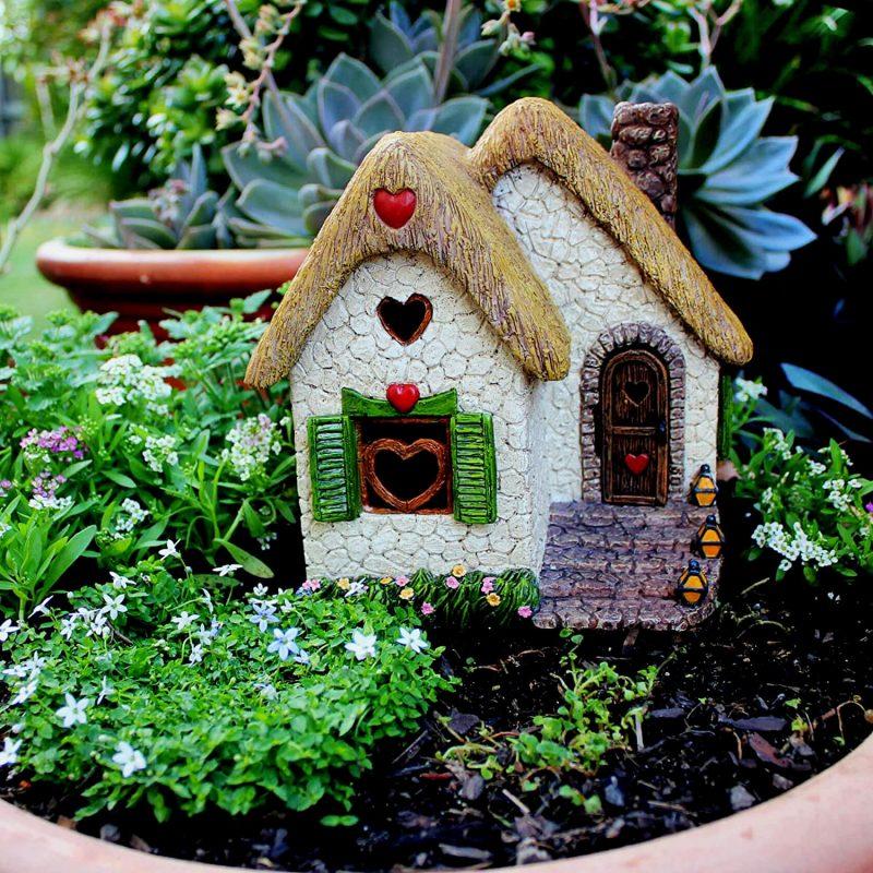 Enchanted House - Fairy Garden House 2