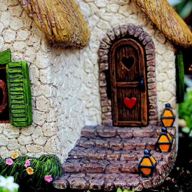 Enchanted House - Fairy Garden House 4