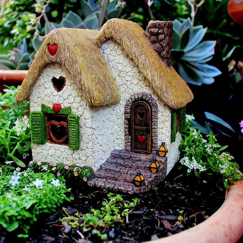 Enchanted House - Fairy Garden House
