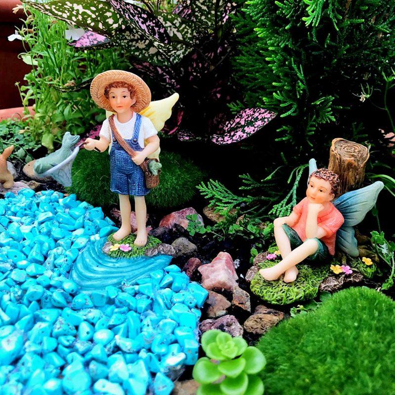 Fishing Buddies - Fairy Garden Fairies 2
